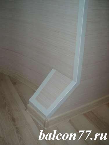 Утепление балкона в доме п 44 т. - балконные двери как выбра.