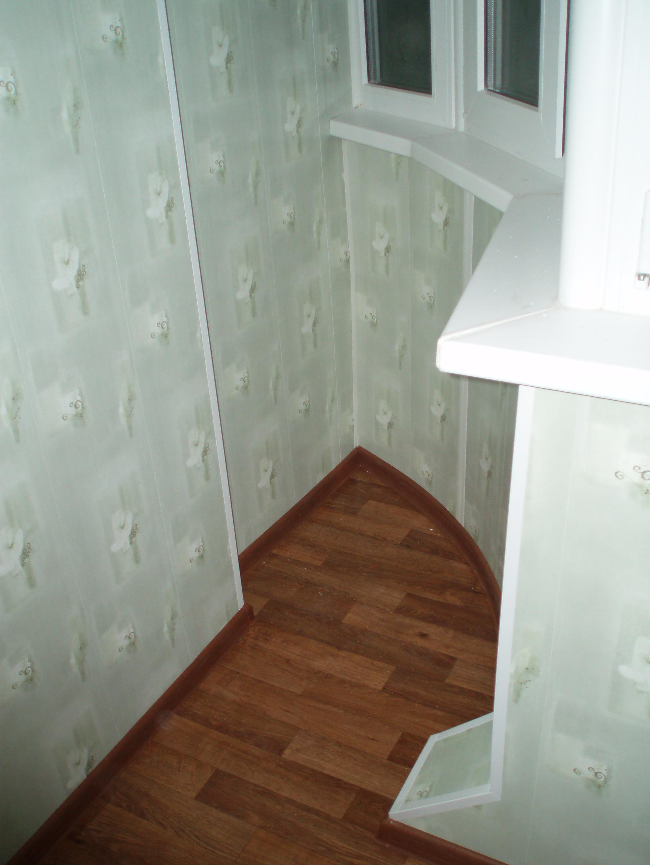 Отделка балкона п44т сапожок. - примеры ремонта - каталог ст.